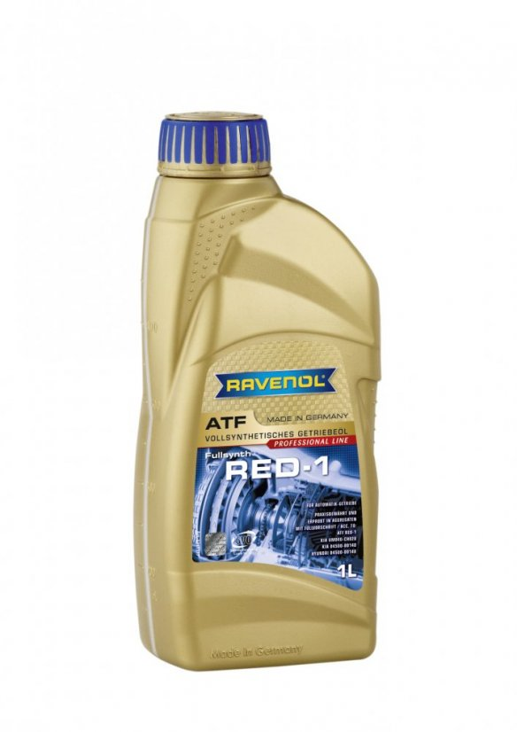 RAVENOL ATF RED-1 , 1L